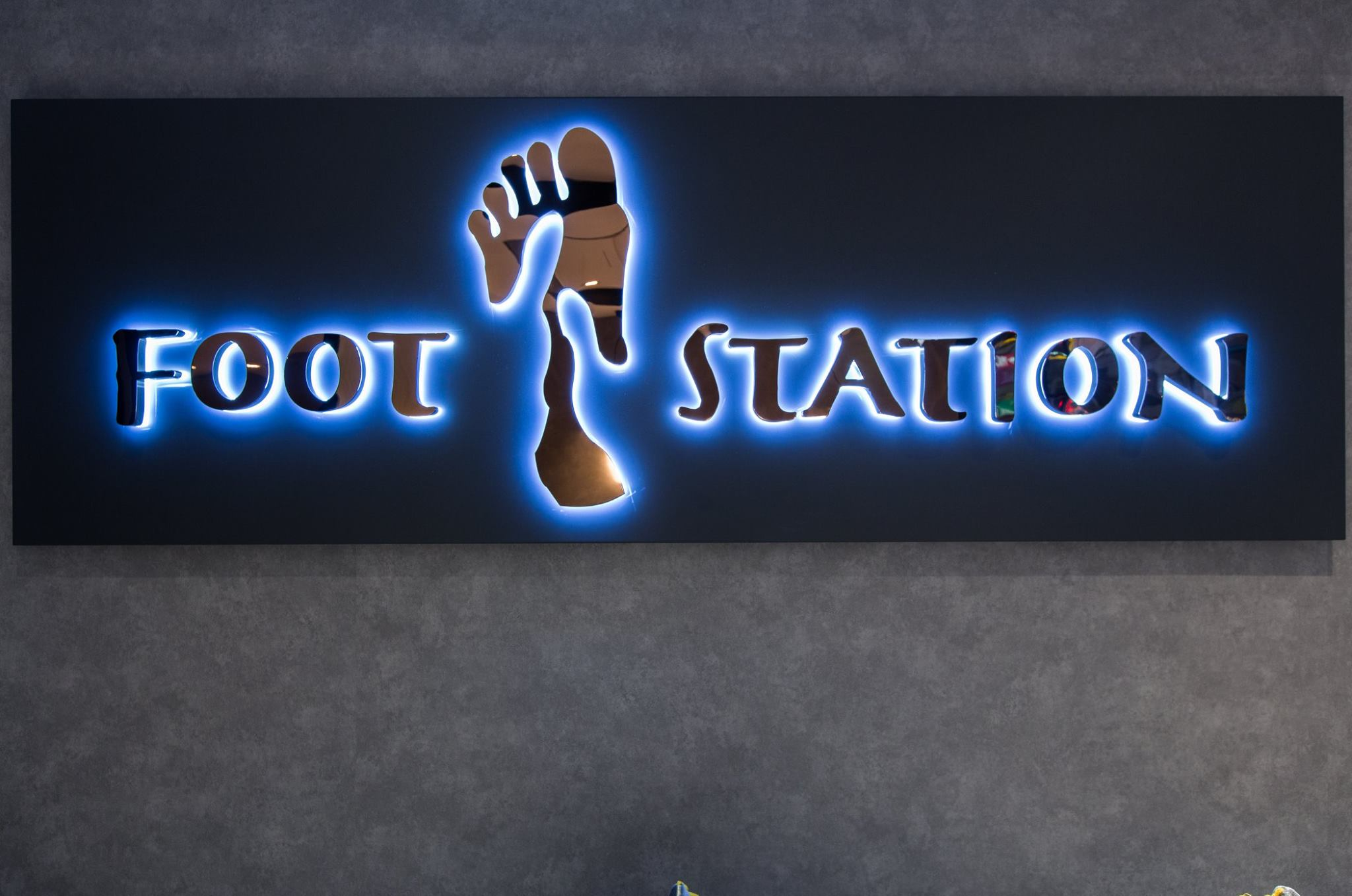 Foot Station