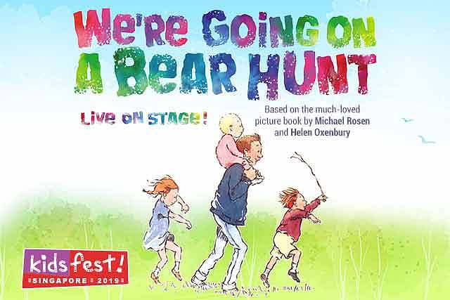 "We're Going On A Bear Hunt"" @ KidsFest 2019"