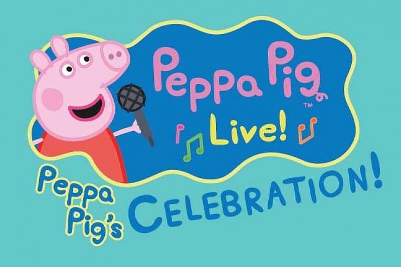"Peppa Pig Live! Peppa Pig's Celebration"" 音樂劇"