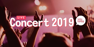 Upcoming 2019 Concerts