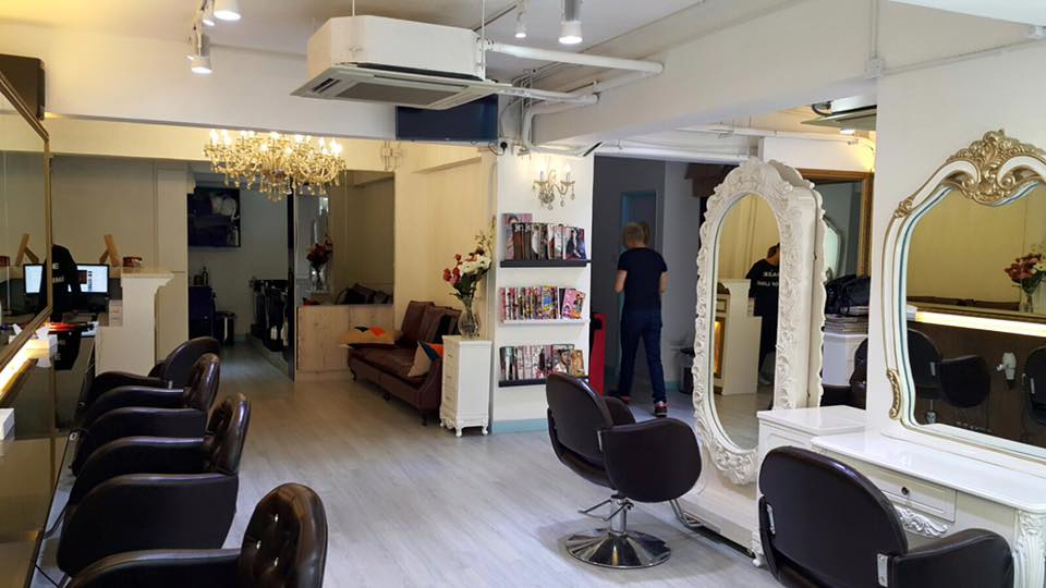 Saint Hair Salon - Interior 3
