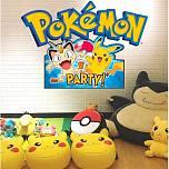 小精靈派對Pokemon Party