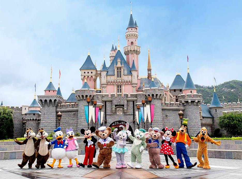 Birthday special offer of Hong Kong Disneyland in 2019