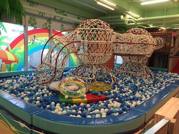 室內親子遊樂場推介 Aloha Gecko
