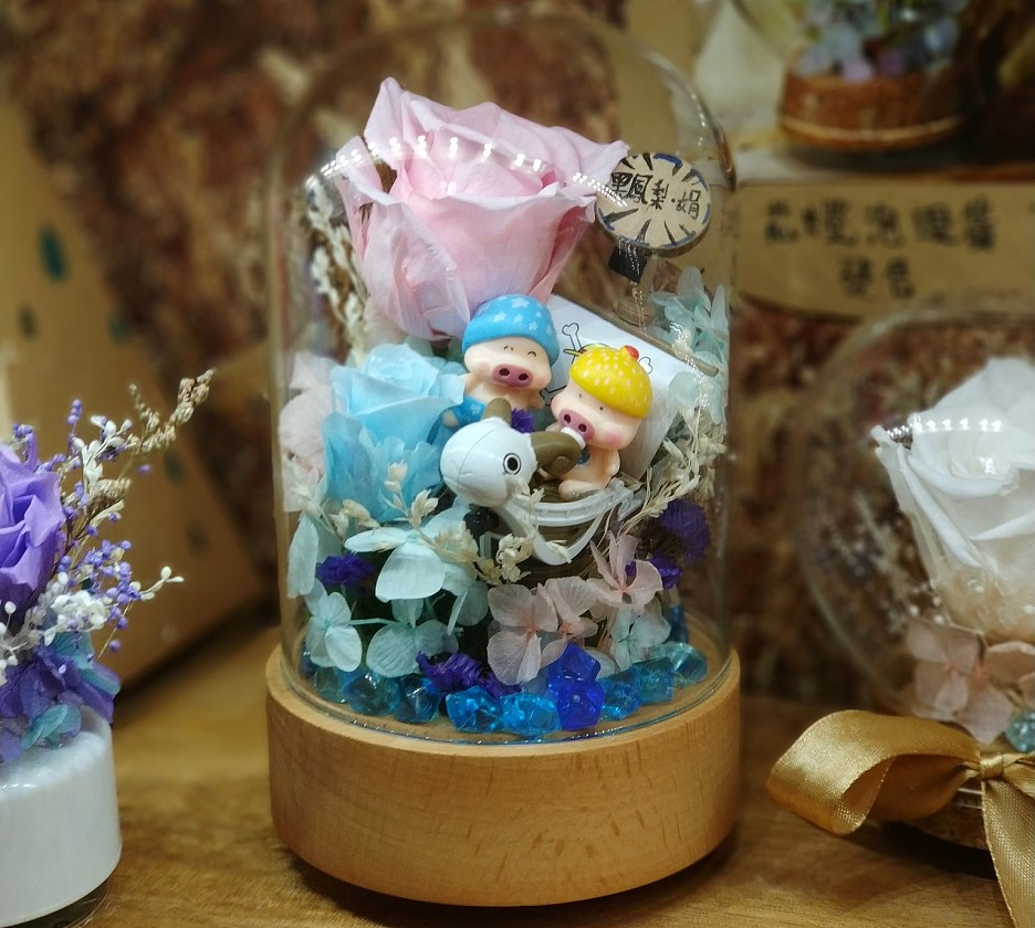 【20% Off!】Preserved Flower Music Box Workshop