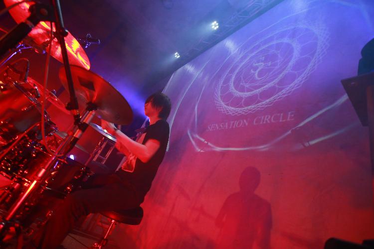 Sensation Circle樂隊鼓手