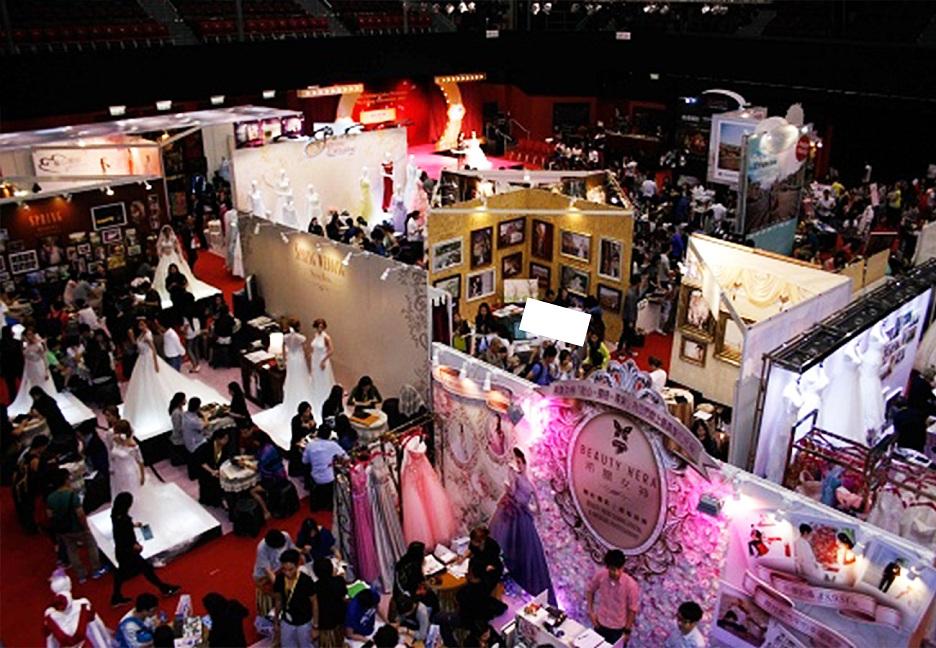The 30th Hong Kong Wedding Showcase @ KITEC