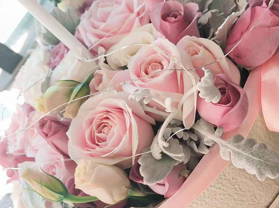 【25% OFF】Preserved Flower Graduation Gift Box