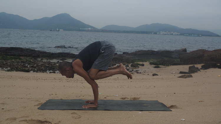 坪洲練習 Practice on Peng Chau