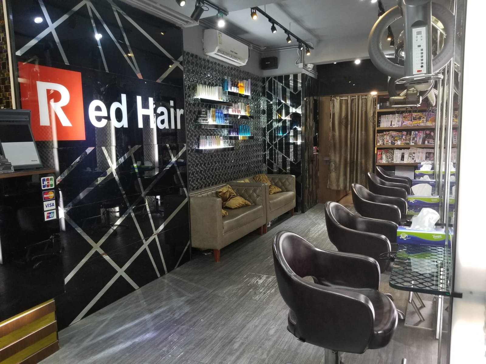 Red Hair Salon (銅鑼灣店)