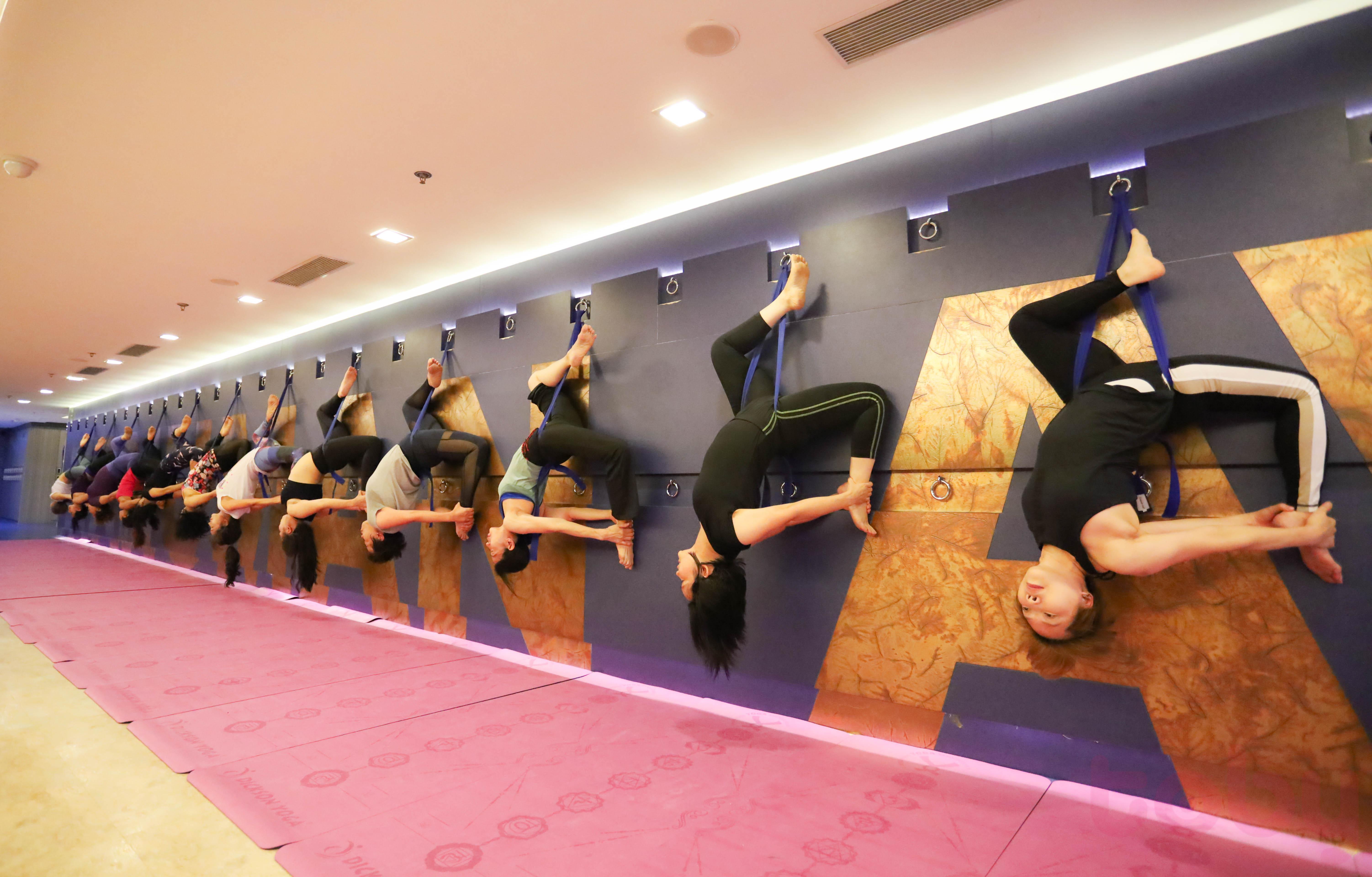 Dickson Yoga最為代表性的哈奴曼大道