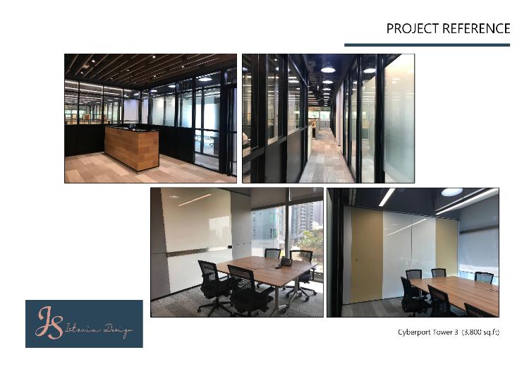 客戶是國內金融科技公司, 喜歡空間寬敞的工業風格