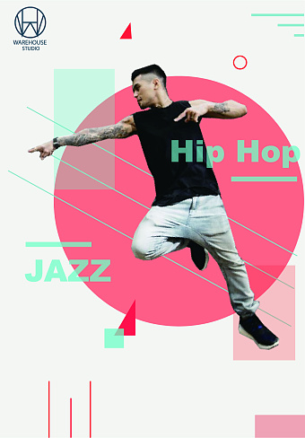 【Crash-Course】Hip Pop & Jazz Funk - Dance to your own beat!