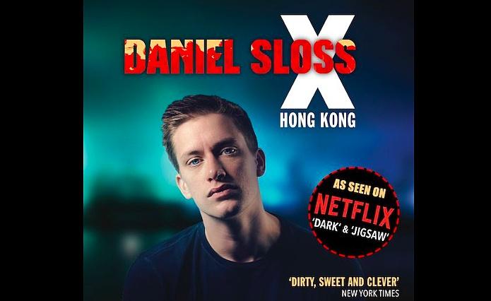 "Daniel Sloss "" X "" Hong Kong 2019"