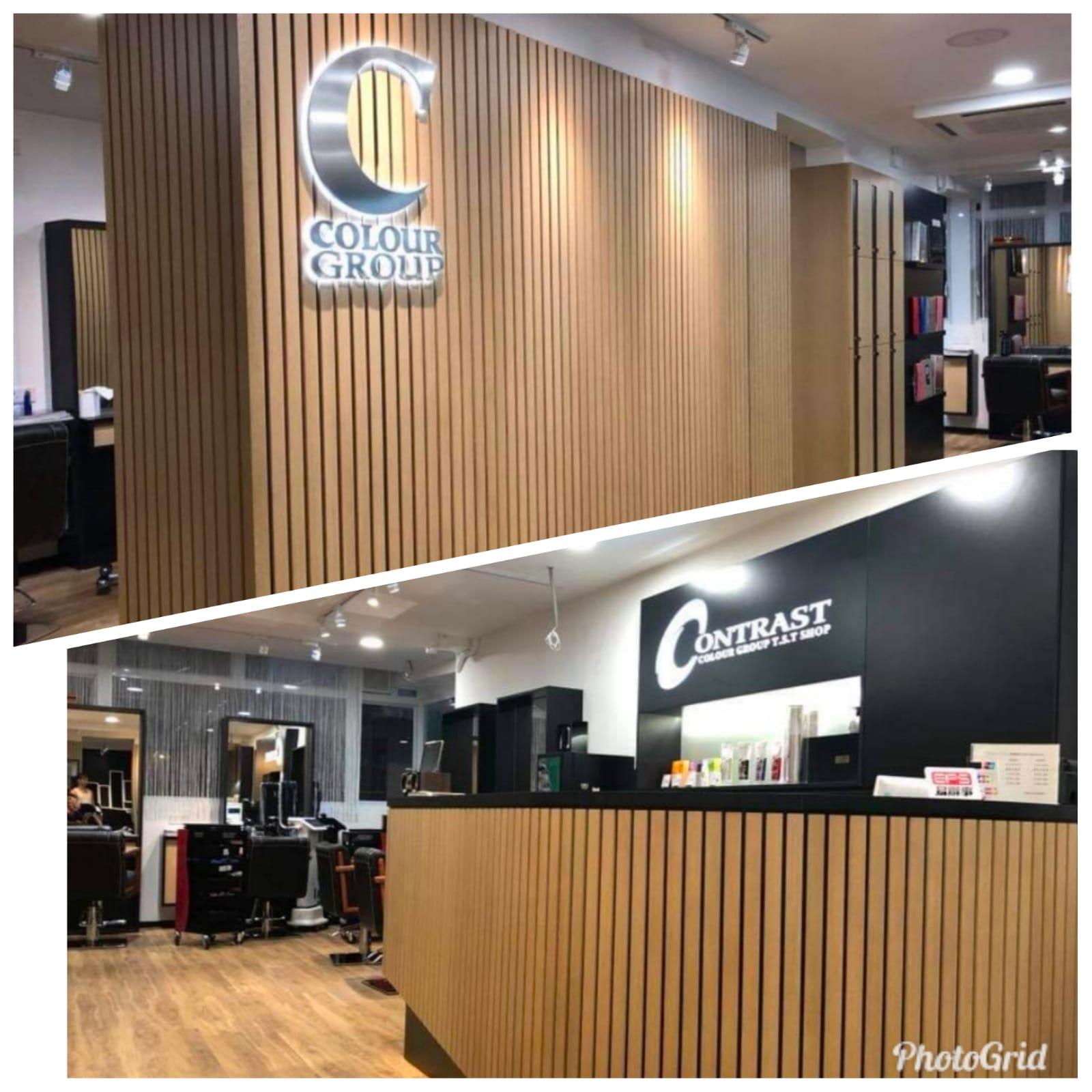 Colour Group Hair Salon - Contrast Salon (尖沙咀)