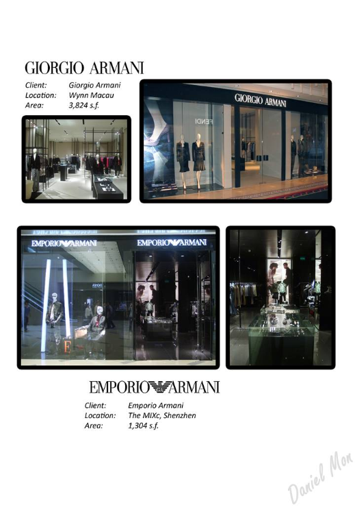 Personal Retail Project Profile