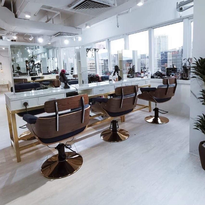 Wood Hair Salon