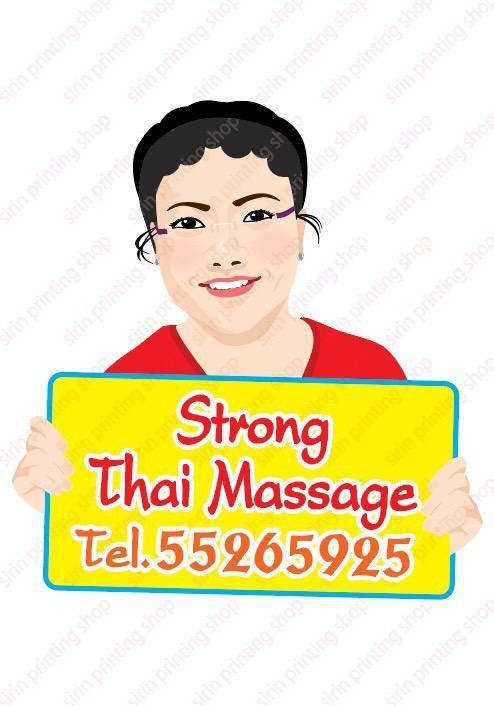 Strong Thai Massage