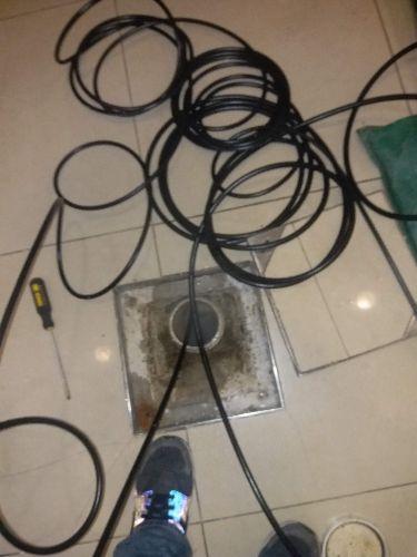 高壓水機清洗渠道