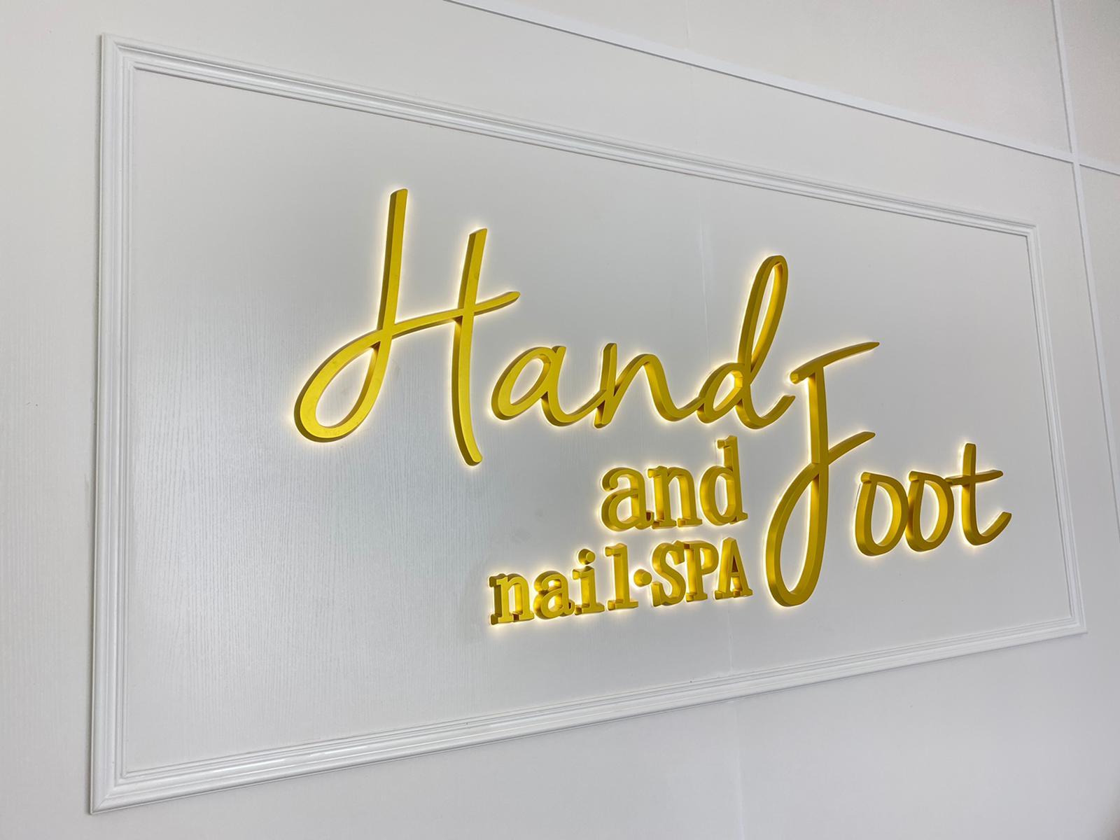 Hand and Foot - nail•spa (銅鑼灣店)