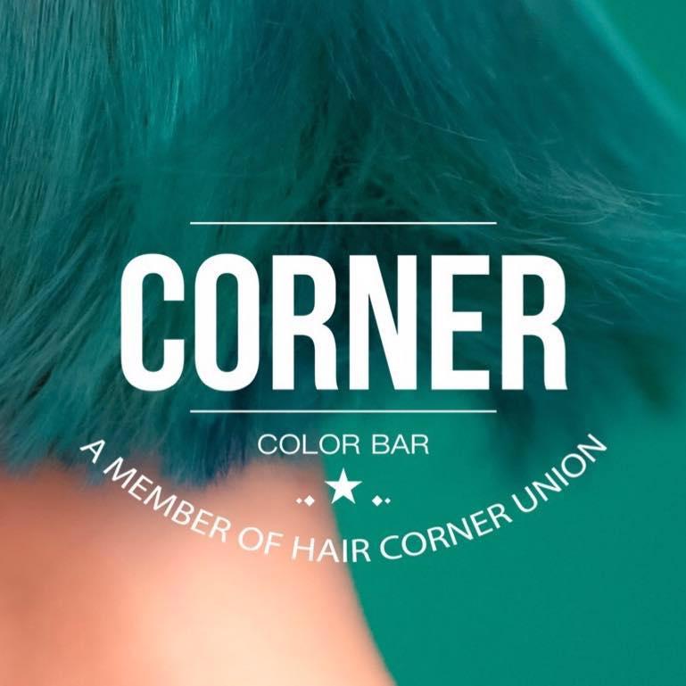 Corner Color Bar