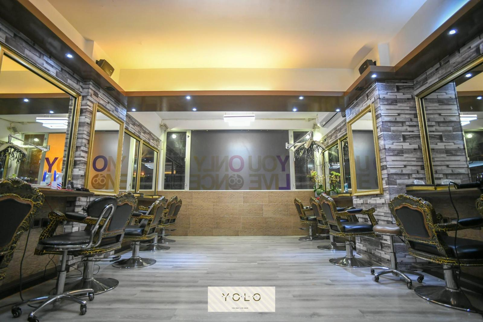 YOLO Hair Salon