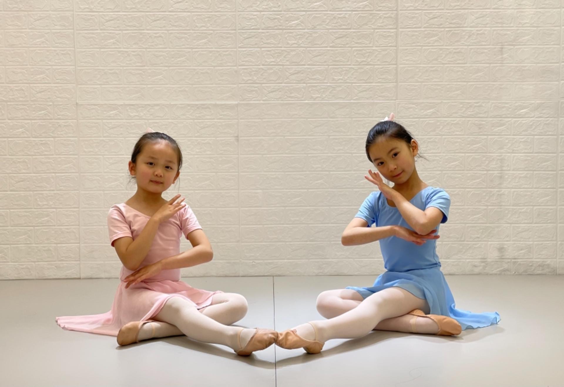 英國皇家芭蕾舞課程