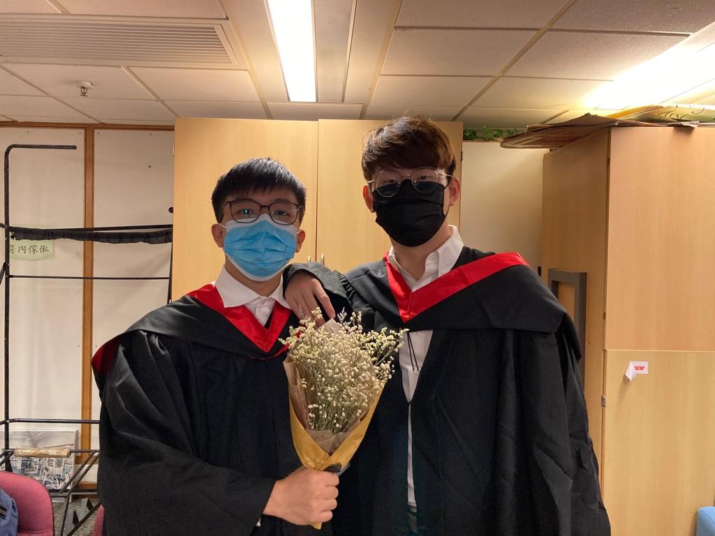 Eduhk graduation (2021)