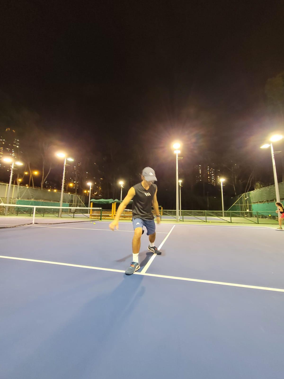 體能亦係網球不可或缺嘅一部份!