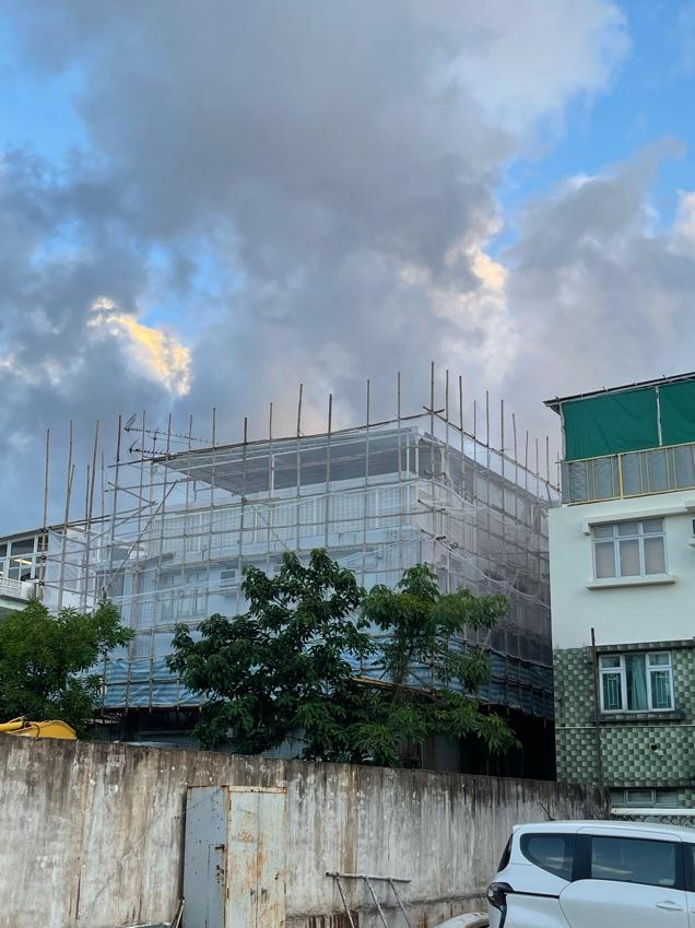 村屋外牆工程