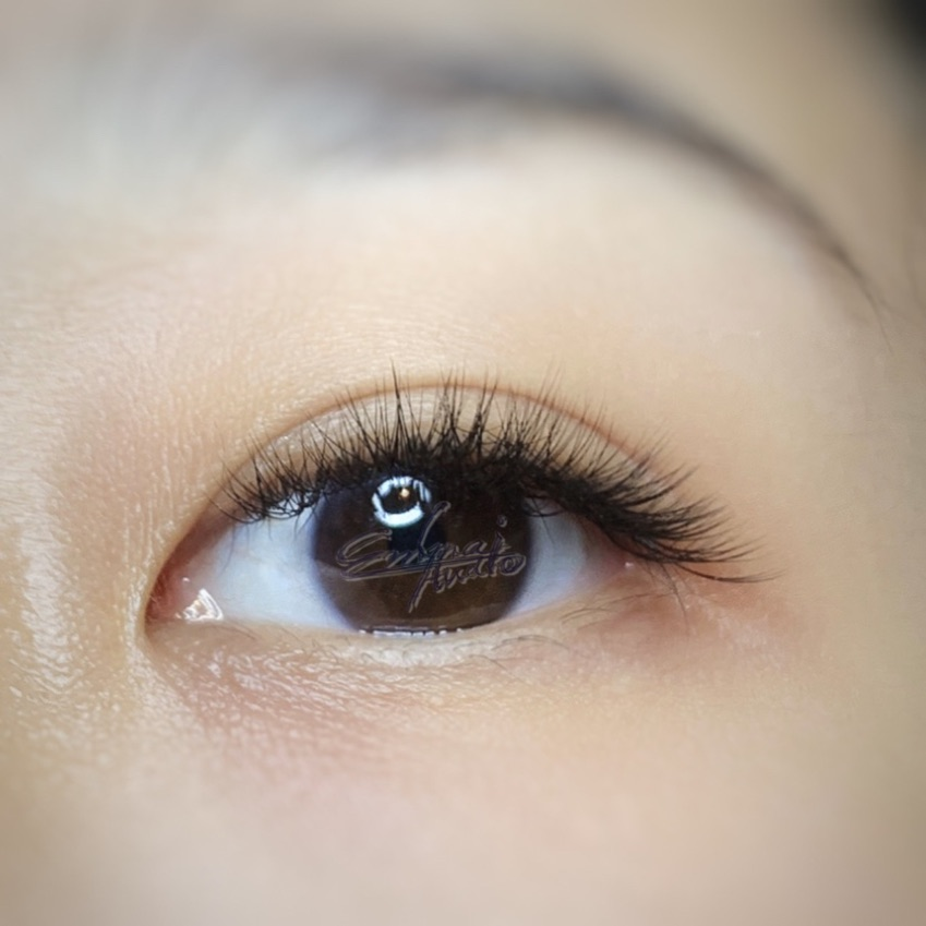Volumation Eyelashes Extension