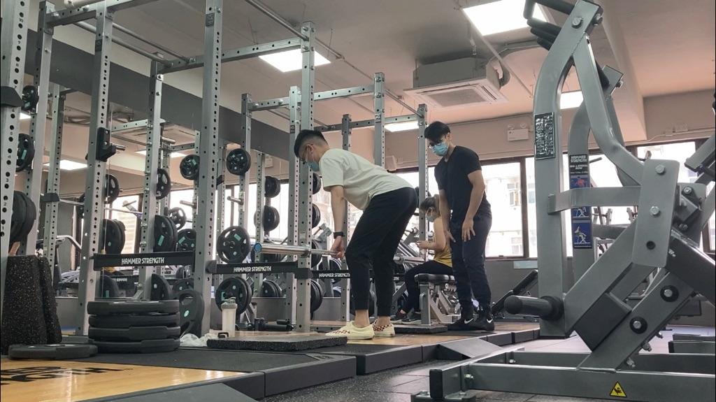 1對1或1對2私人健身班🏋🏻🏋🏻
