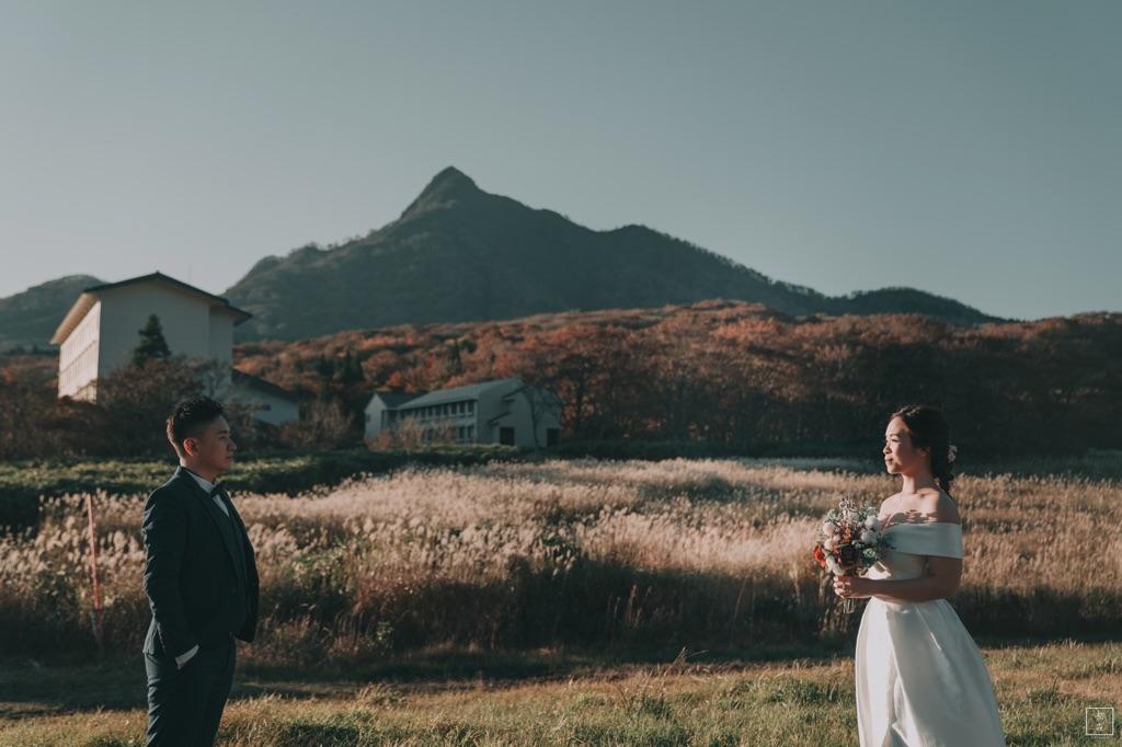 海外婚禮攝影-鳥取