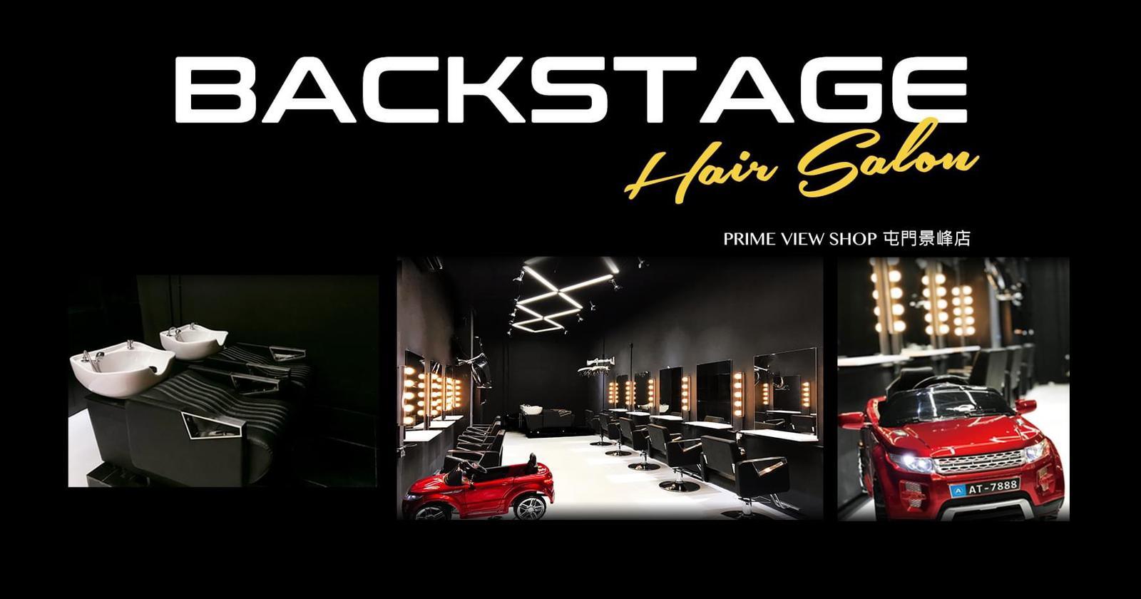 Hayes@Backstage Hair