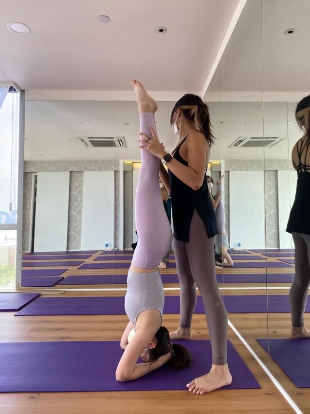 1對1 瑜珈班