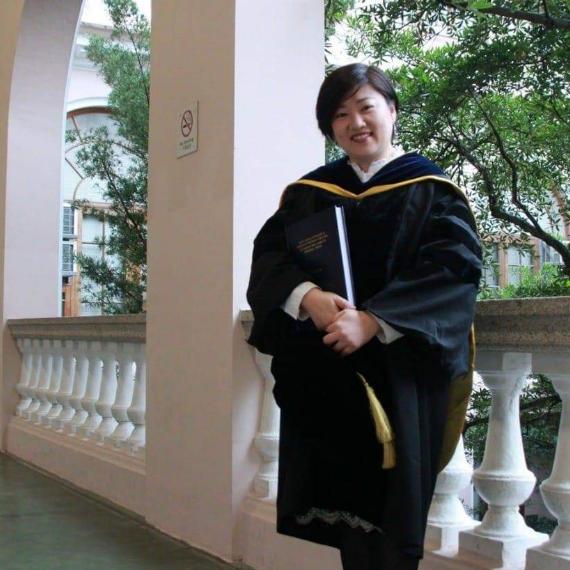 Dr Cindy Yu