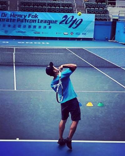 10歲以下網球教育專家