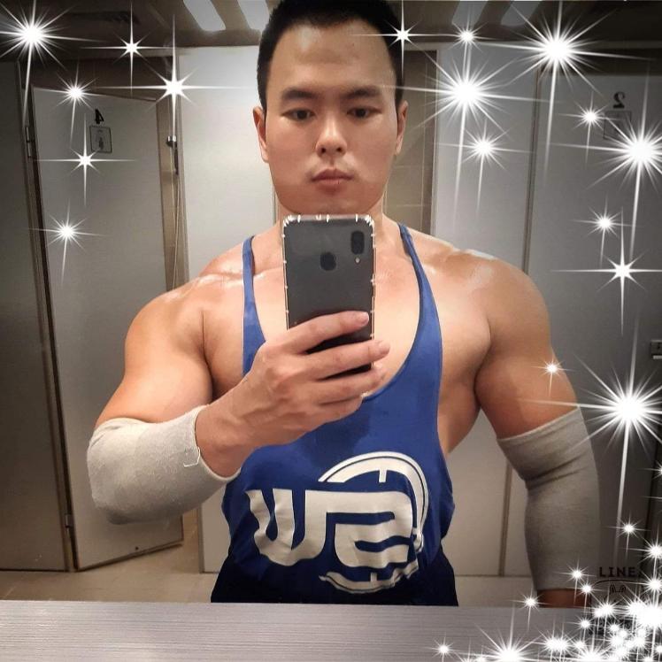 健身教練日哥(Sunny)