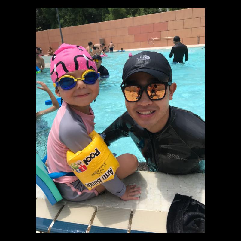 葉Sir私人游泳教練