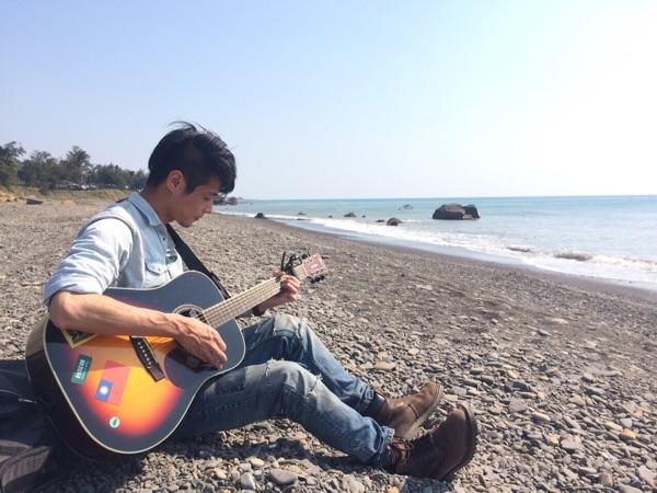 吉他手steven