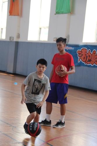 kevin教練籃球課程