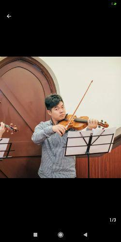 一對一上門小提琴導師