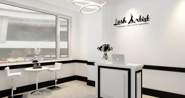 Lash Artist - central