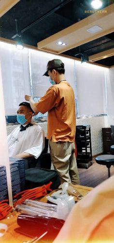 Haircut - Korean haircut - Herman-Herman wong