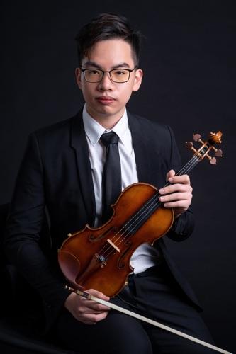 專業小提琴教師- 李家勒(Caleb)