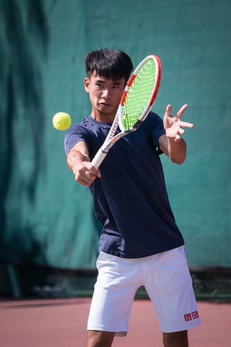 私人網球教練 Tennis Coach Edward Lai
