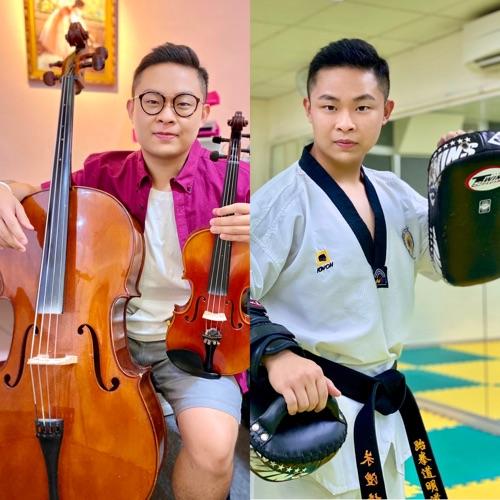 適合成人初學者的音樂、武術教室