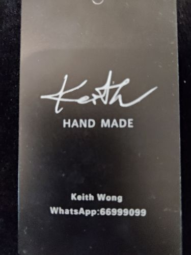 K師傅(Keith Wong)