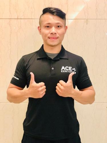 大台北地區自由教練-Jasper