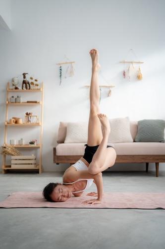 瑜伽導師及花式跳繩教練